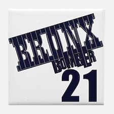 BB21 Tile Coaster