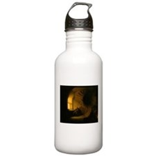 Philosopher in Meditation Water Bottle