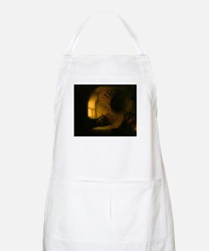 Philosopher in Meditation Apron