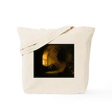 Philosopher in Meditation Tote Bag