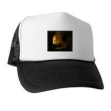 Philosopher in Meditation Trucker Hat