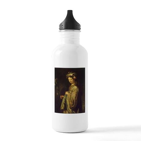Saskia as Flora Stainless Water Bottle 1.0L