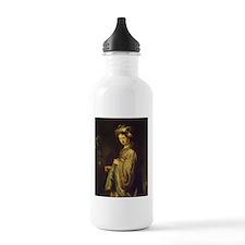 Saskia as Flora Water Bottle