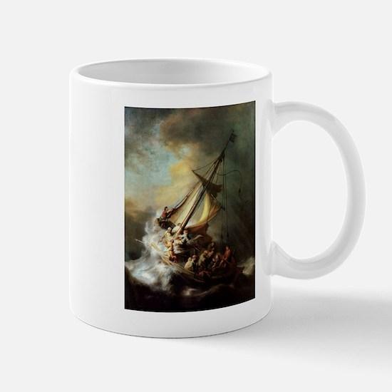 Storm on the Sea of Galilee Mug