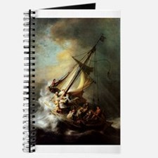 Storm on the Sea of Galilee Journal