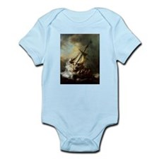 Storm on the Sea of Galilee Infant Bodysuit