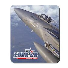 LockOn F-15C Mousepad (Portrait)