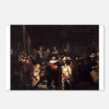 The Nightwatch Postcards (Package of 8)