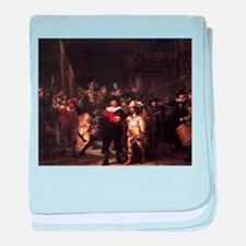 The Nightwatch baby blanket