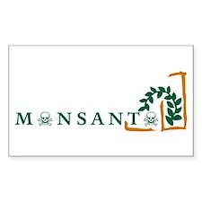Monsanto Decal