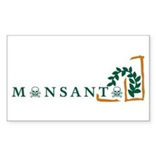 Monsanto Stickers