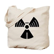 Radiation Angel Tote Bag