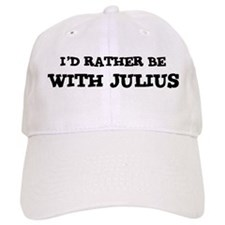 With Julius Baseball Cap