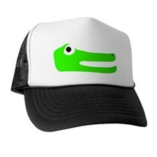 Cute Gator head Trucker Hat