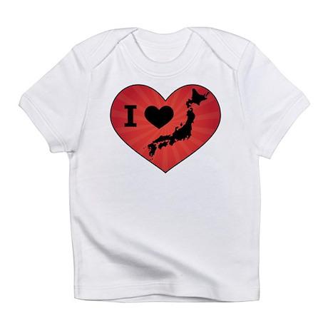 Japan Love Infant T-Shirt