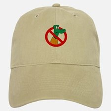 Anti-Gators Baseball Baseball Cap