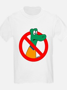 Anti-Gators T-Shirt
