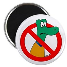 Anti-Gators Magnet