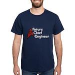 Future Chief Engineer Dark T-Shirt