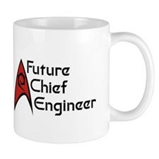 Future Chief Engineer Mug