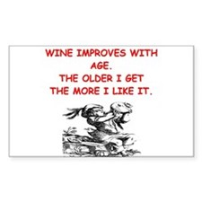 wine tasting Decal