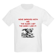 wine tasting T-Shirt