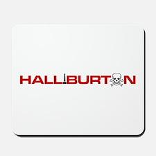 Halliburton Mousepad