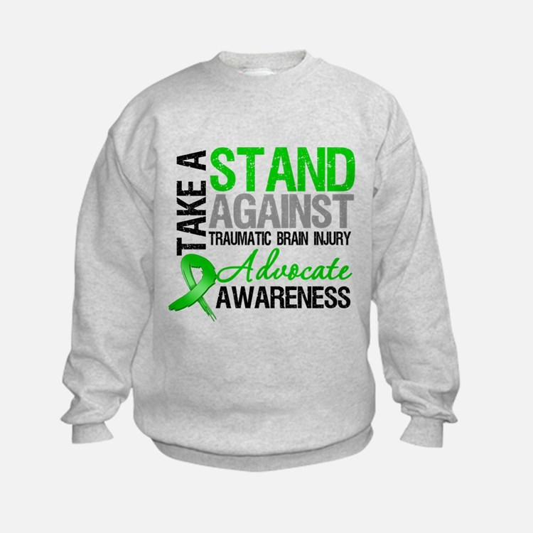 TBI Take A Stand Sweatshirt