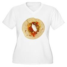 I Love Mexican Food T-Shirt