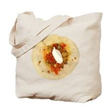 I Love Mexican Food Tote Bag