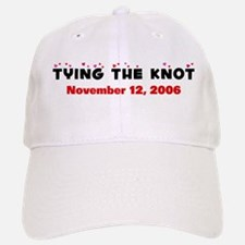 11/12/2006 Wedding Baseball Baseball Cap
