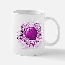 Bowling Grandma (Pink) Mug
