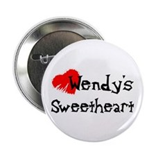 Wendy's Sweetheart Button