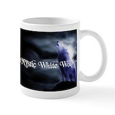 Cool Wolf tarot tarot Mug