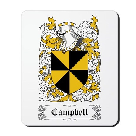 Campbell Mousepad