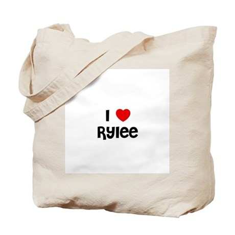 I * Rylee Tote Bag