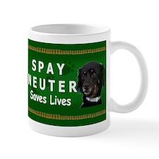 Unique Spay neuter Mug