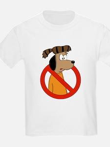Anti-Volunteer Kids T-Shirt