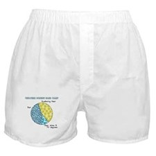 Band Camp Weather Boxer Shorts