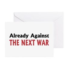 Next War Greeting Cards (Pk of 10)