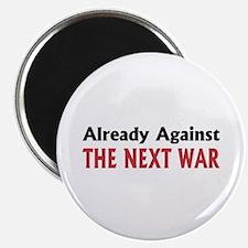 Next War Magnet