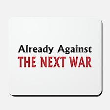 Next War Mousepad