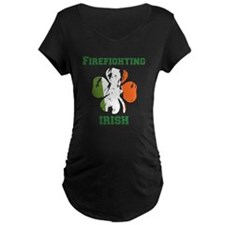 Cute Irish firefighter T-Shirt