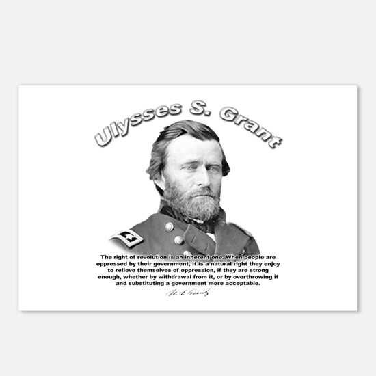 Ulysses S. Grant 02 Postcards (Package of 8)