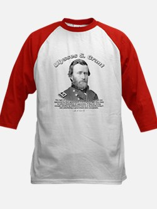 Ulysses S. Grant 02 Kids Baseball Jersey