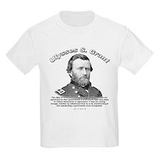 Ulysses S. Grant 02 Kids T-Shirt