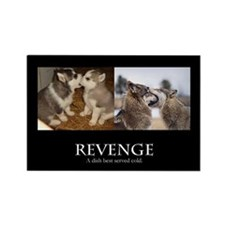 DeMotivational - Revenge - Magnet