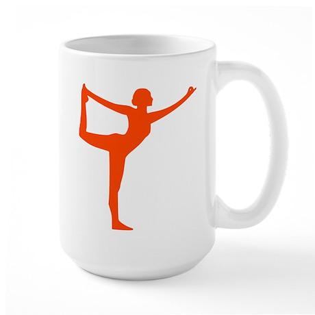 Yoga Large Mug
