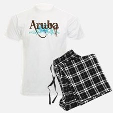 Aruba Grunge Vacation pajamas