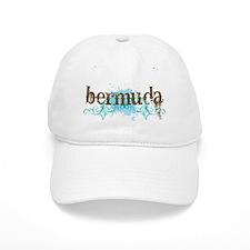 Bermuda Grunge Baseball Cap